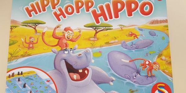 [CDLB junior] Hipp Hopp Hippo