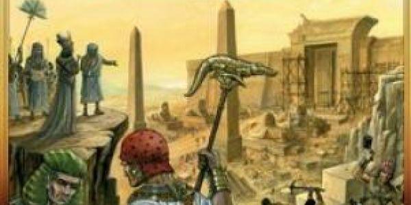 Critique de Cléopâtre et la Société des Architectes