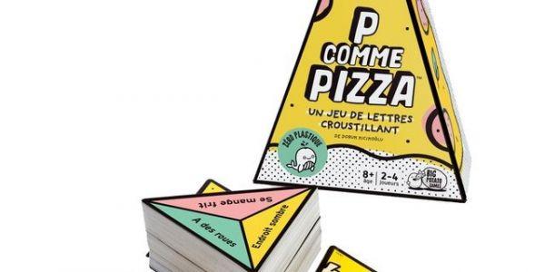 P comme Pizza
