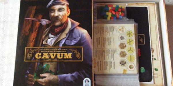 C'est dans la boîte - Cavum