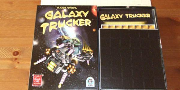 C'est dans la boîte - Galaxy Trucker