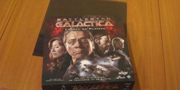 C'est dans la boite - Battlestar Galactica