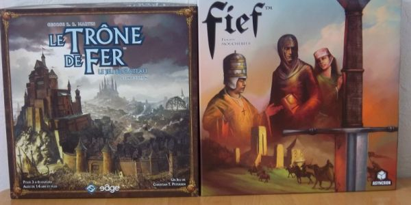 A SONG OF ICE AND FIEF