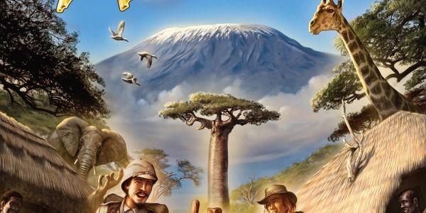 Après Congo, un autre jeu sur l'Afrique...