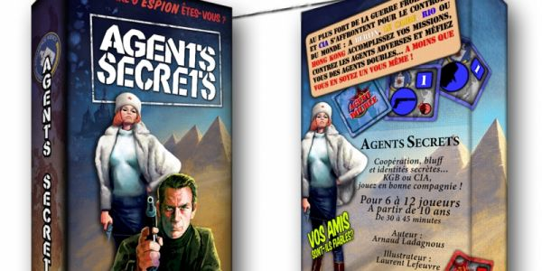 Agents Secrets - preview