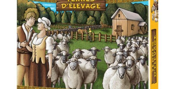 Agricola - Terres d'élevage : la règle du jeu