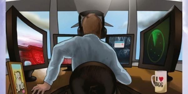 Air King : Le jeu des contrôleurs aériens...