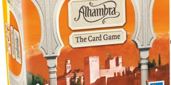 Alhambra - le jeu de cartes disponible