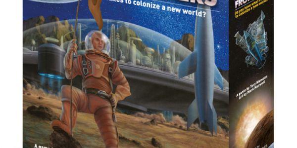 Alien Frontiers: en attendant la VF...