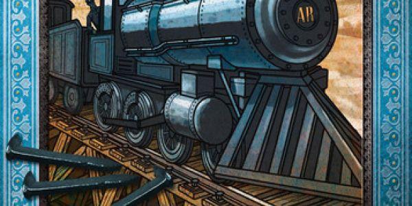 American Rails : la règle du jeu en français...