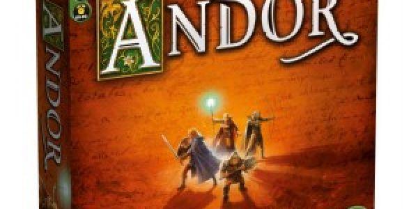 Andor, un jeu de légendes
