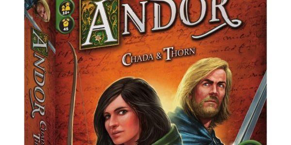 Critique de Andor : Chada & Thorn