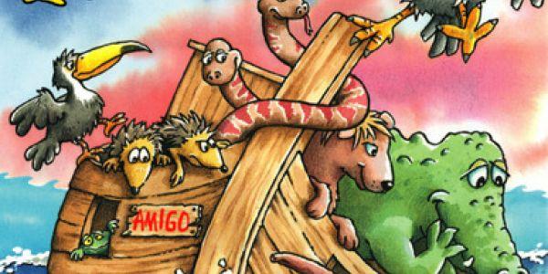 Il n'en avait pas fait qu'une, d'arche, Noé ?