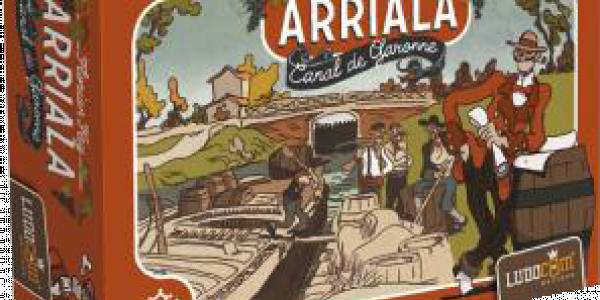 Critique de Arriala  Canal de Garonne