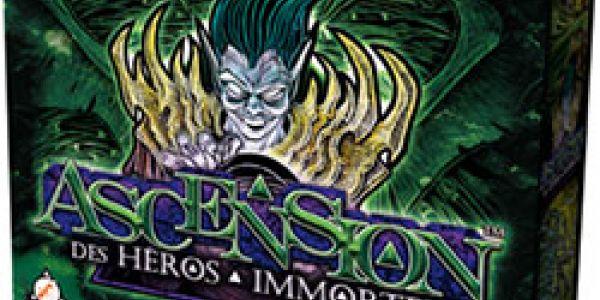 Ascension : des Héros Immortels c'est pour bientôt !
