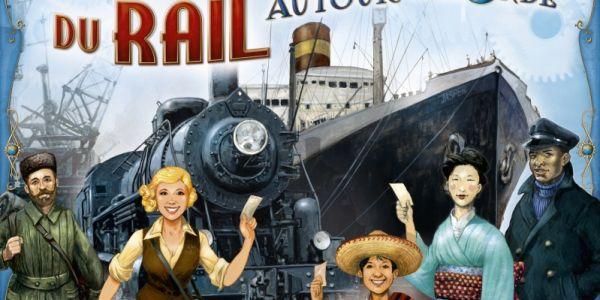 Critique de Aventuriers du Rail - Autour du Monde