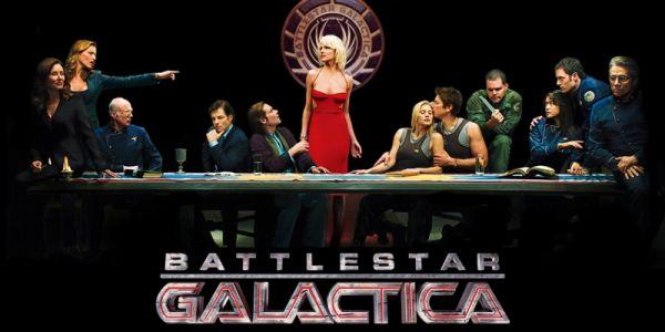 Battlestar Galactica : bienvenue à bord !