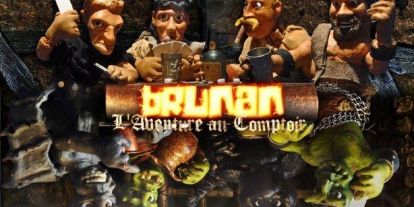 Brunan, l'aventure au comptoir !