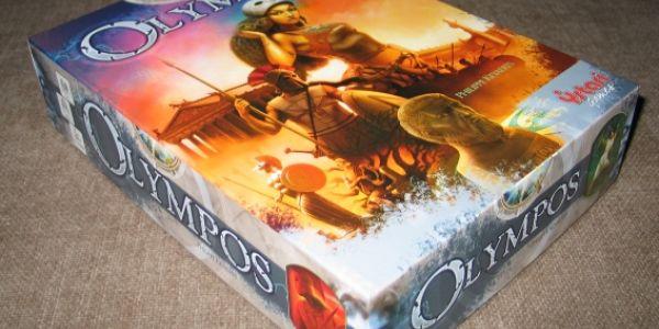 C'est dans la boîte - Olympos