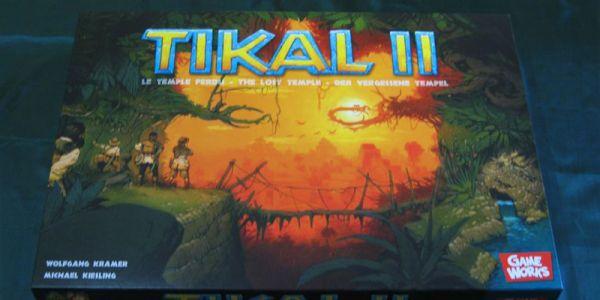 C'est dans la boîte - Tikal II
