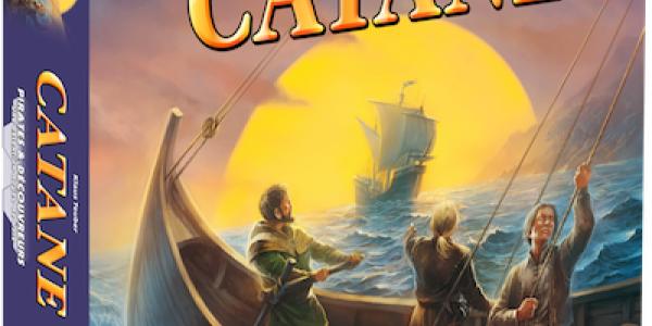 Catane : Pirates et Découvreurs en approche !