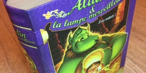 [CDLB] Aladin & la lampe merveilleuse