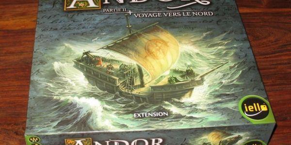 [CDLB] Andor : Voyage vers le Nord