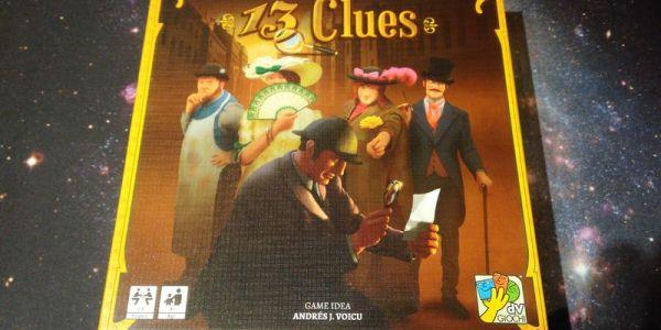[CDLB] Clue 13