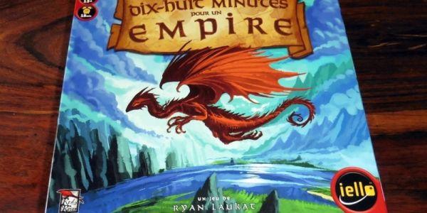 [CDLB] dix-huit minutes pour un empire