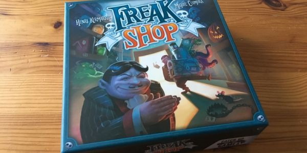 [CDLB] Freak Shop