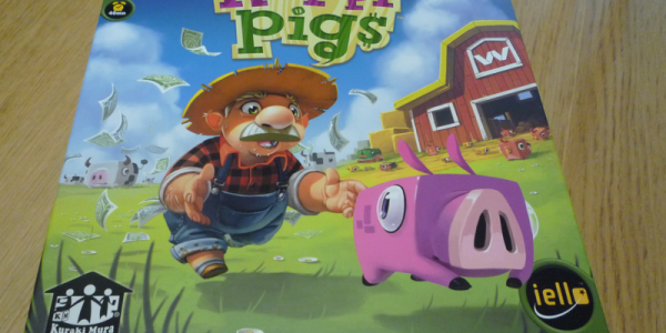 [CDLB] Happy Pigs