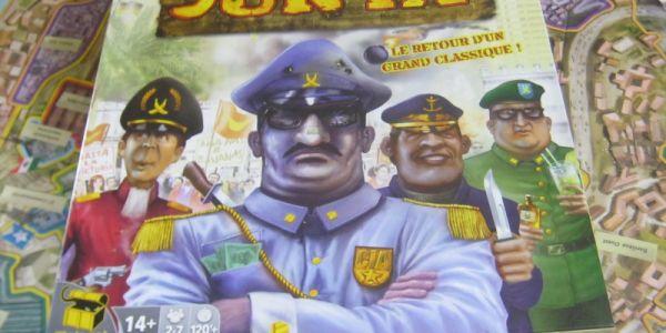 CDLB : Junta