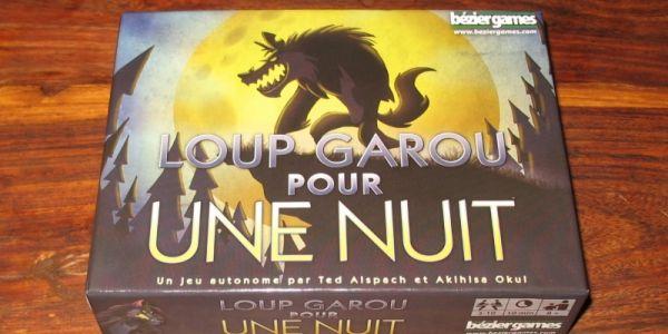 [CDLB] Loup Garou pour Une Nuit