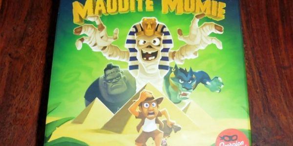 [CDLB] Maudite Momie