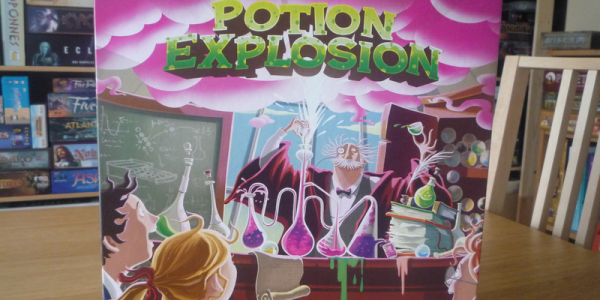 [CDLB] Potion Explosion