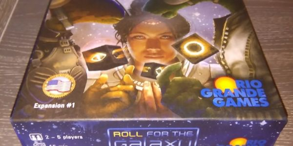 [CDLB] Roll For The Galaxy : Ambition