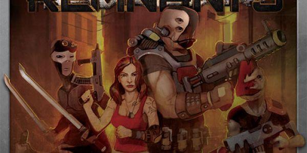 City of Remnants annoncé pour Mars...