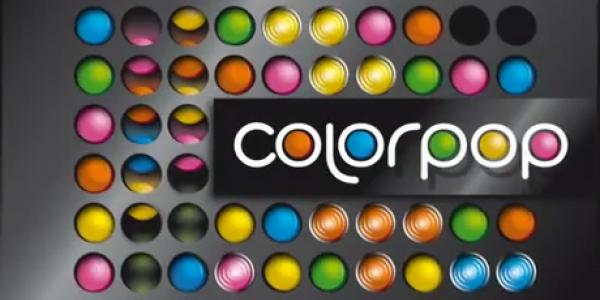 Mettez de la couleur, de la Pop dans votre vie !