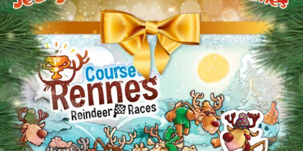 Résultat du concours de course de rennes