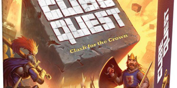Cube Quest : de la pichenette et des dés !