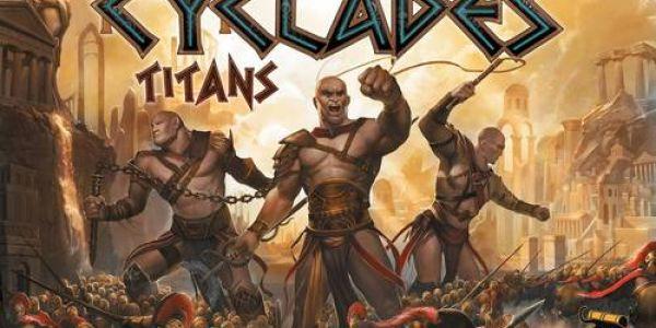 Cyclades va devenir TITANESQUE