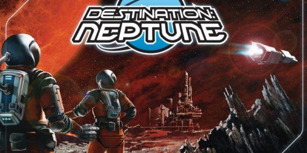 Destination : Neptune