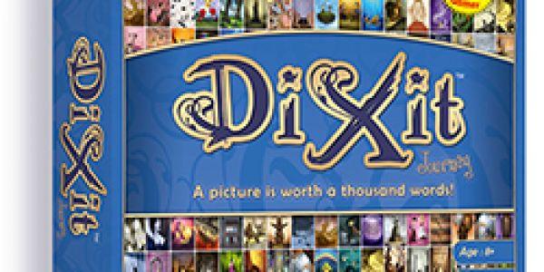 Gagnez un exemplaire exclusif de Dixit Journey!