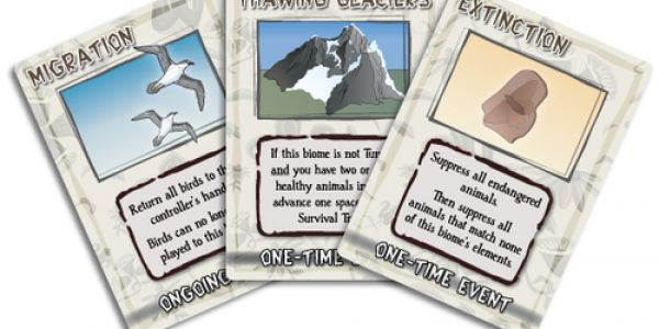 Dominant Species : the Card Game...