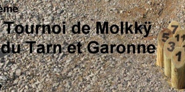 Du Mölkky, du soleil, un super lot et des champions du monde...