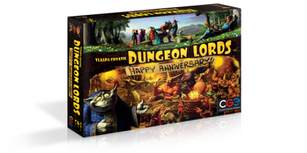 Dungeon Lords fête ses cinq ans!