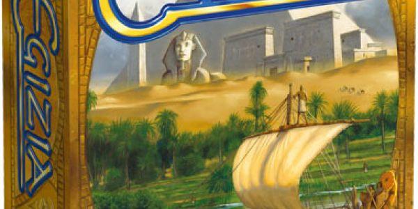Egizia : les règles du jeu VF juste avant sa sortie