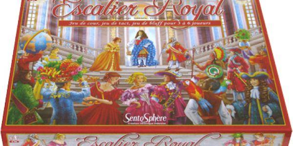Escalier Royal : le jedistest