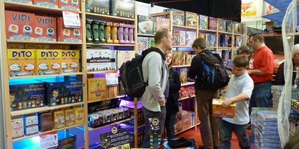 Essen 2010 - les boutiques
