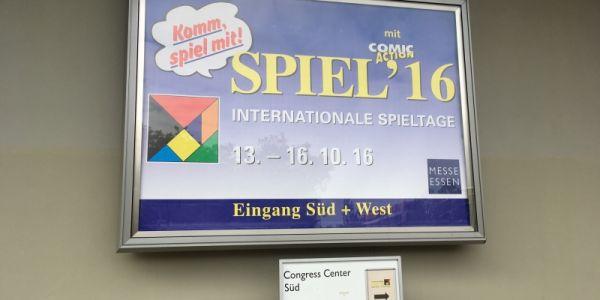 Essen 2016… C'etait..